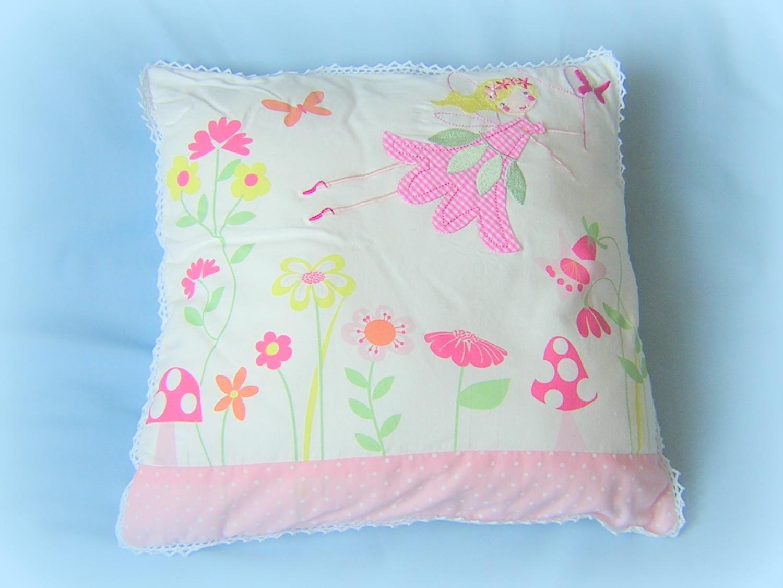 Sugar Plum Fairy cushion