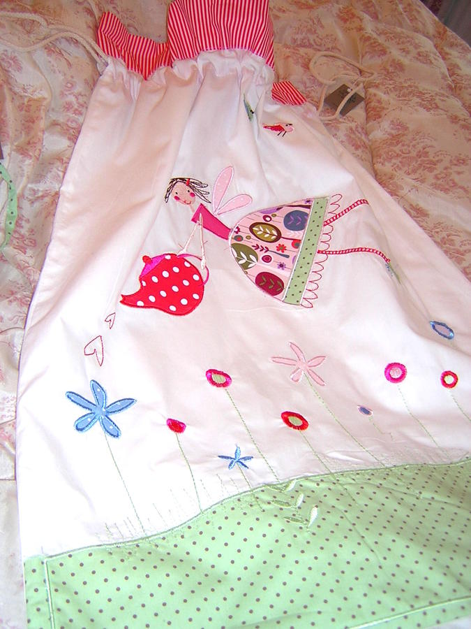 Fairy Laundry Bag