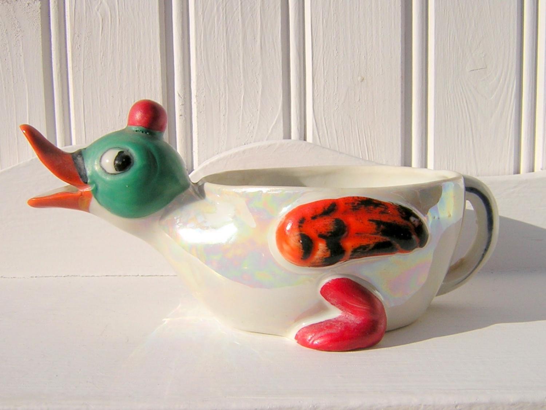 Little Duck Creamer