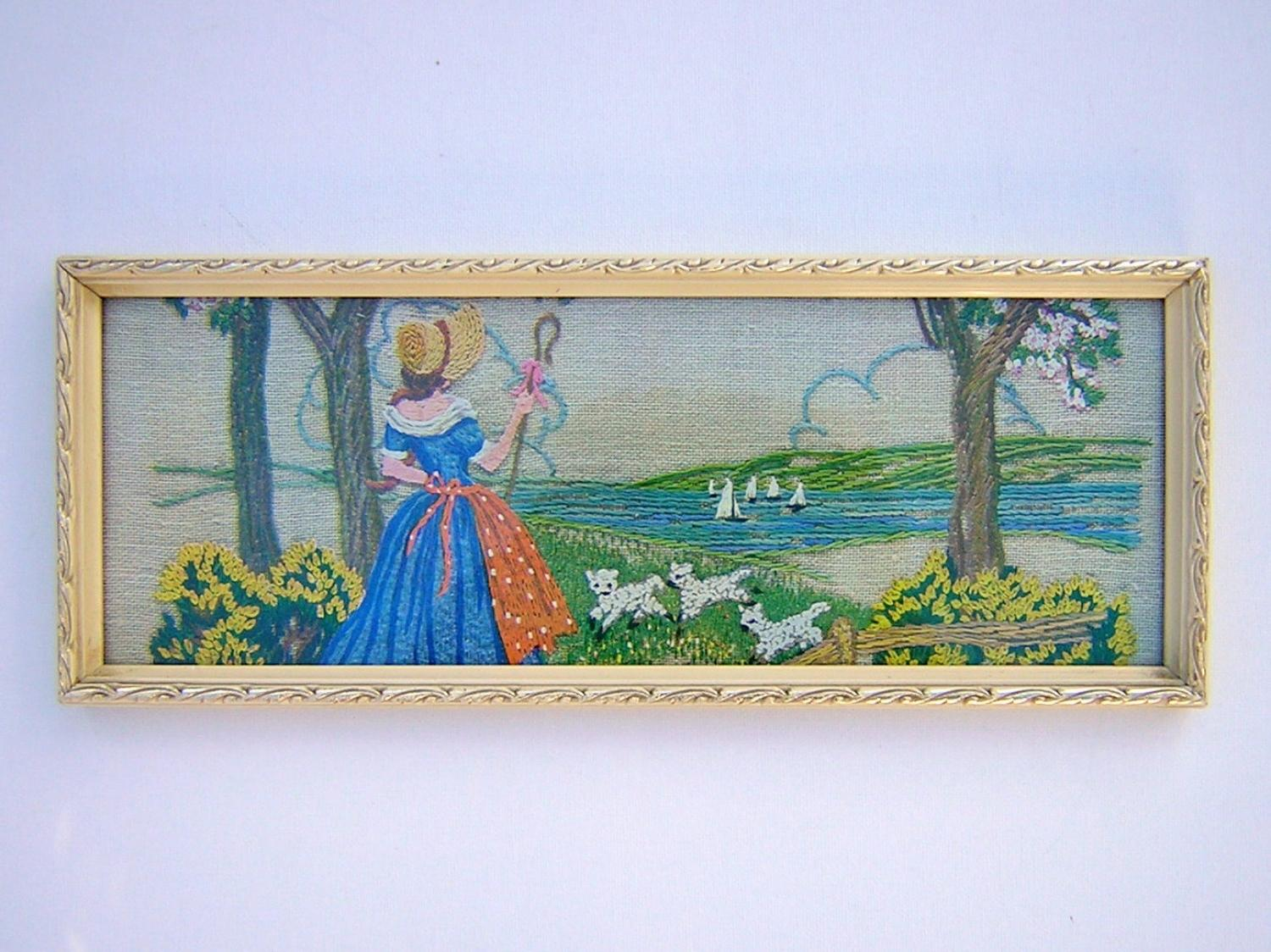 Shepherdess Picture