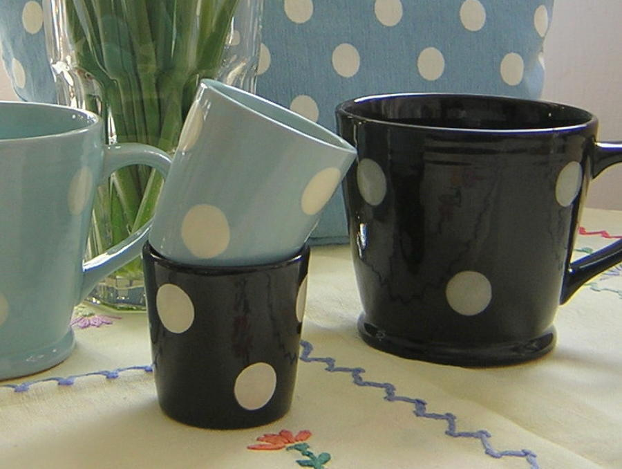 Dotty Egg Cup by ECP Design