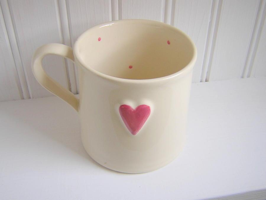 Love-Heart Mug