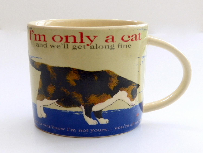 Feline Friends Mug