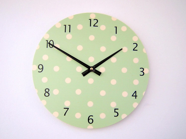 Dotty Clock