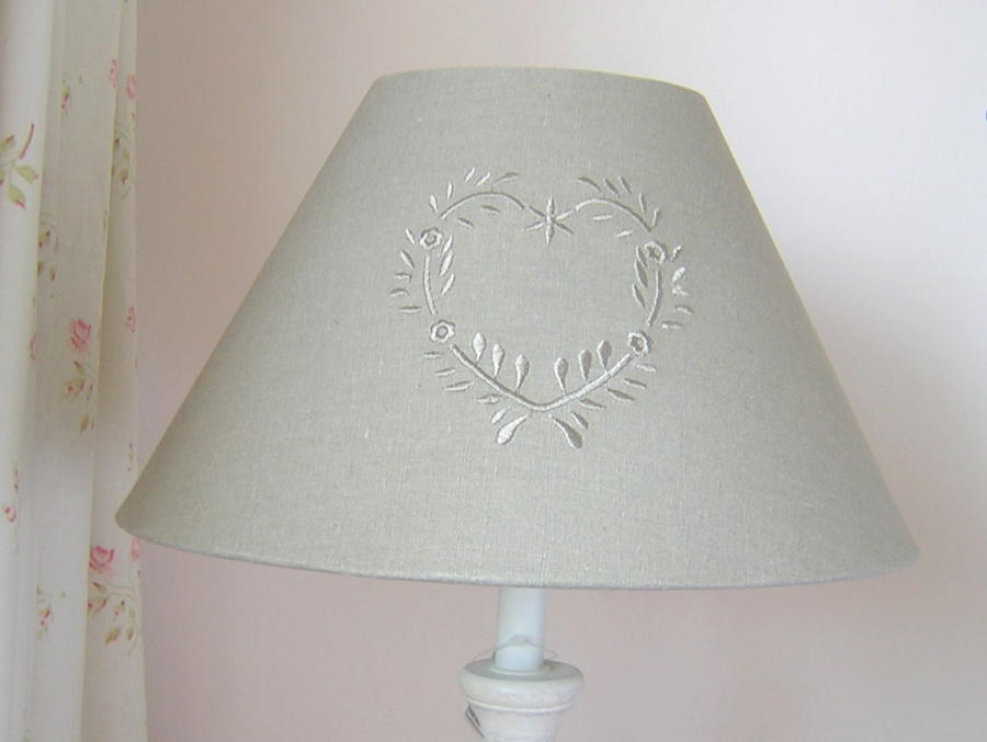 Laurel Leaf Lampshade
