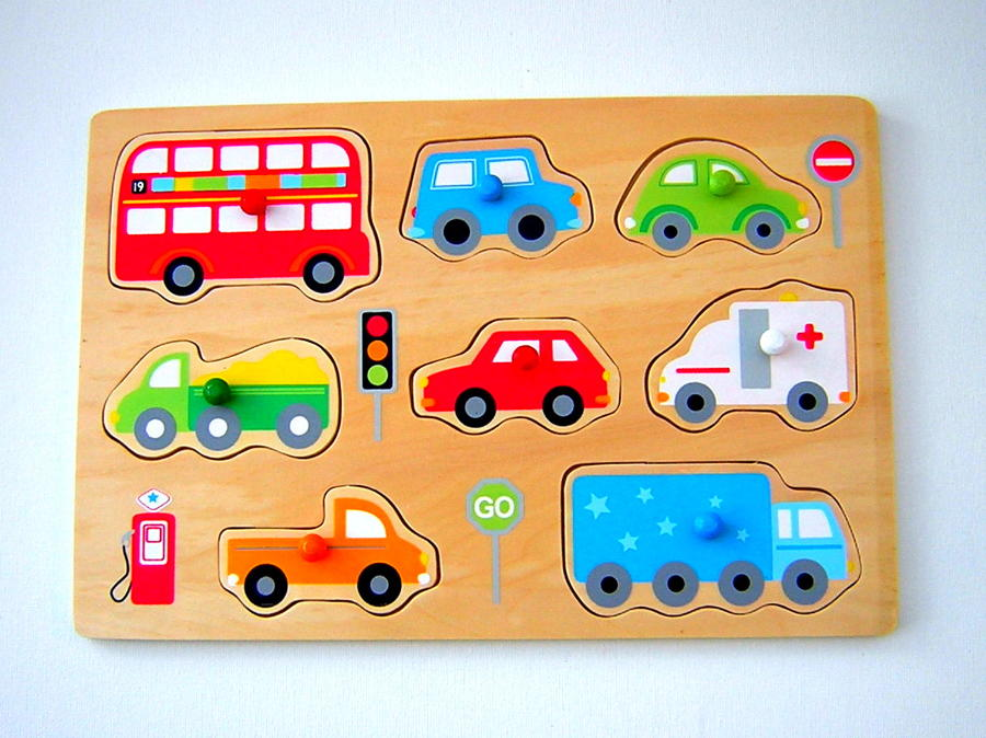 Traffic Jam Jigsaw