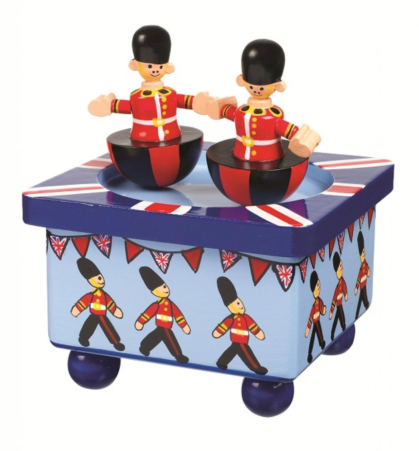 Soldier Musical Box