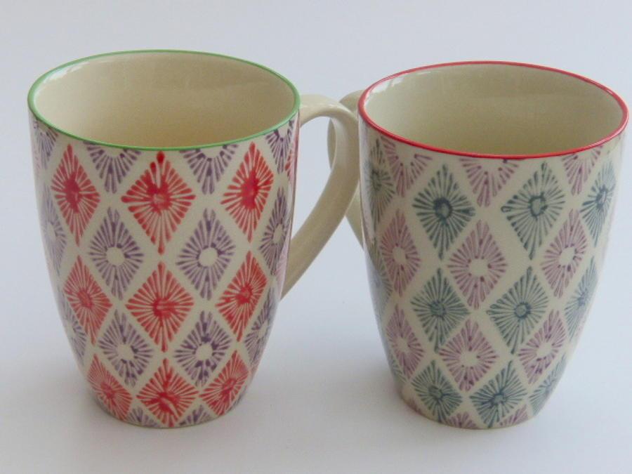 Trellis Mug
