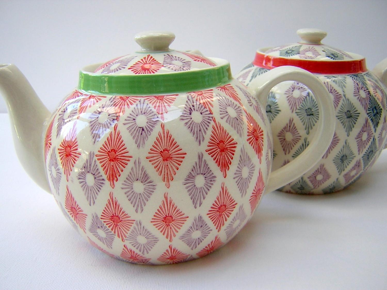 Trellis Teapot