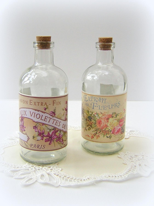Vintage Scent Bottles