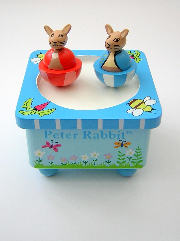 Peter Rabbit Musical Box