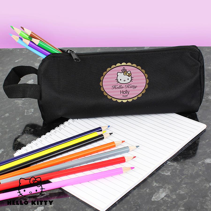Hello Kitty Chic Pencil Case