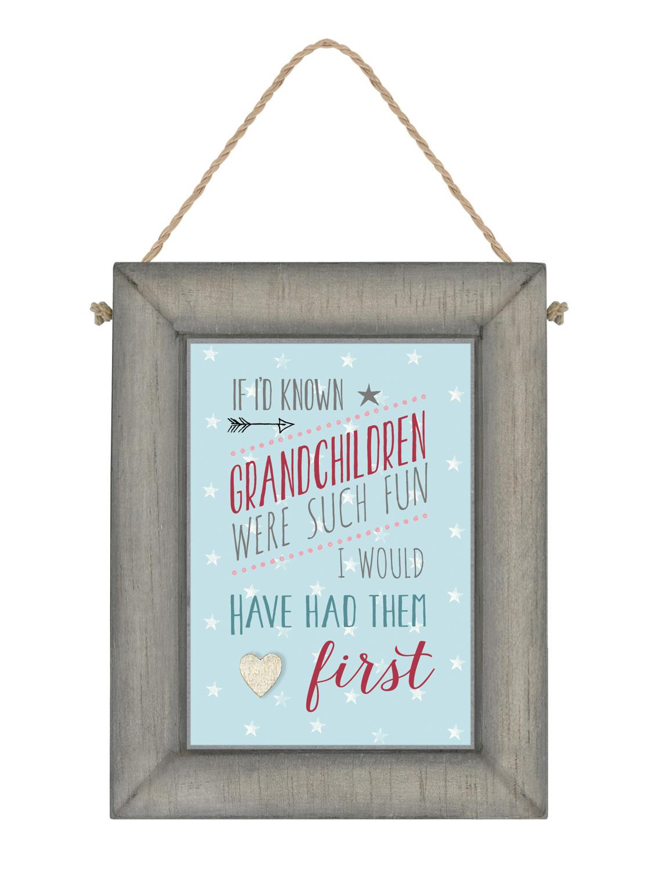 If I'd Known Grandchildren Were Such Fun...