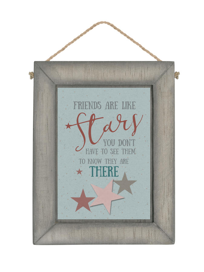 Friends Are Like Stars...