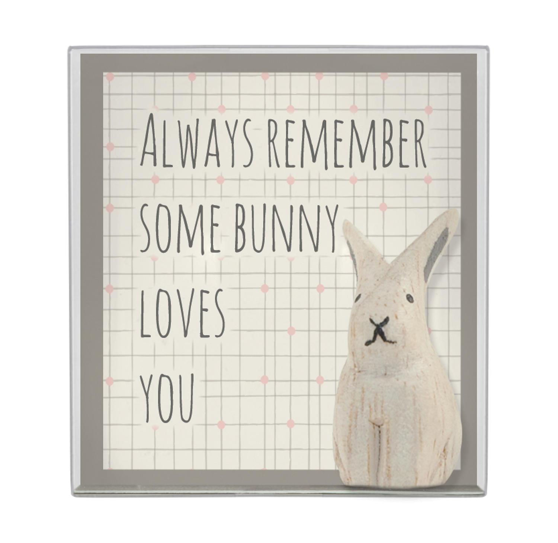 Some Bunny Loves You Keepsake