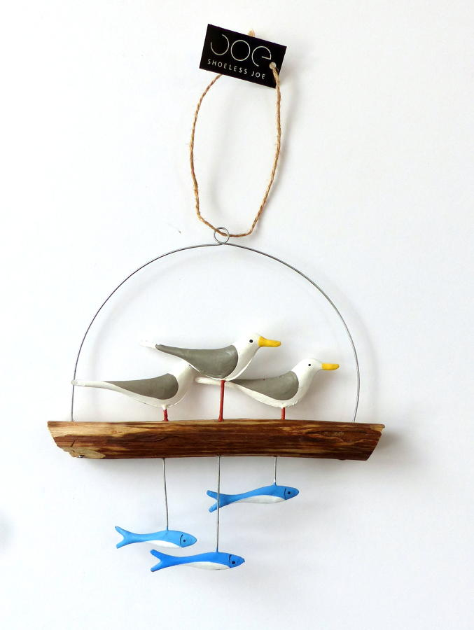 Shoeless Joe Hungry Seagulls
