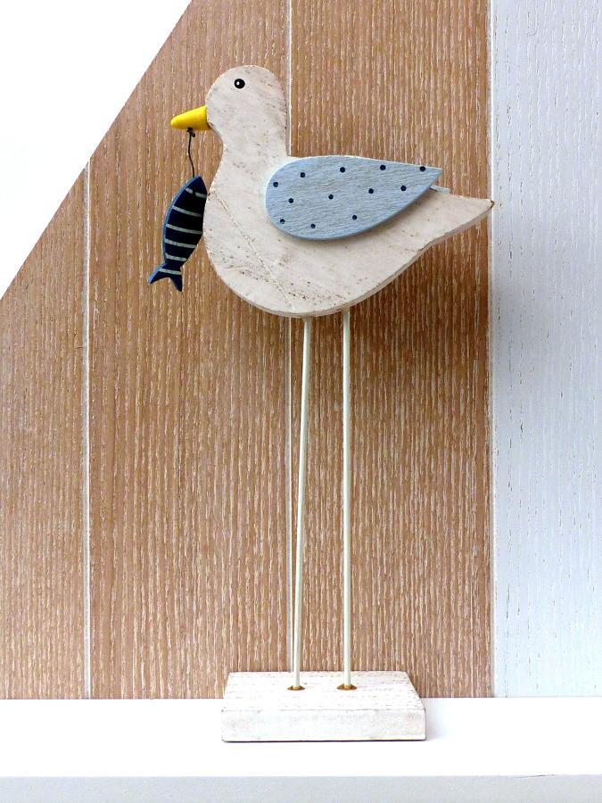 Gisela Graham Fishing Seagull