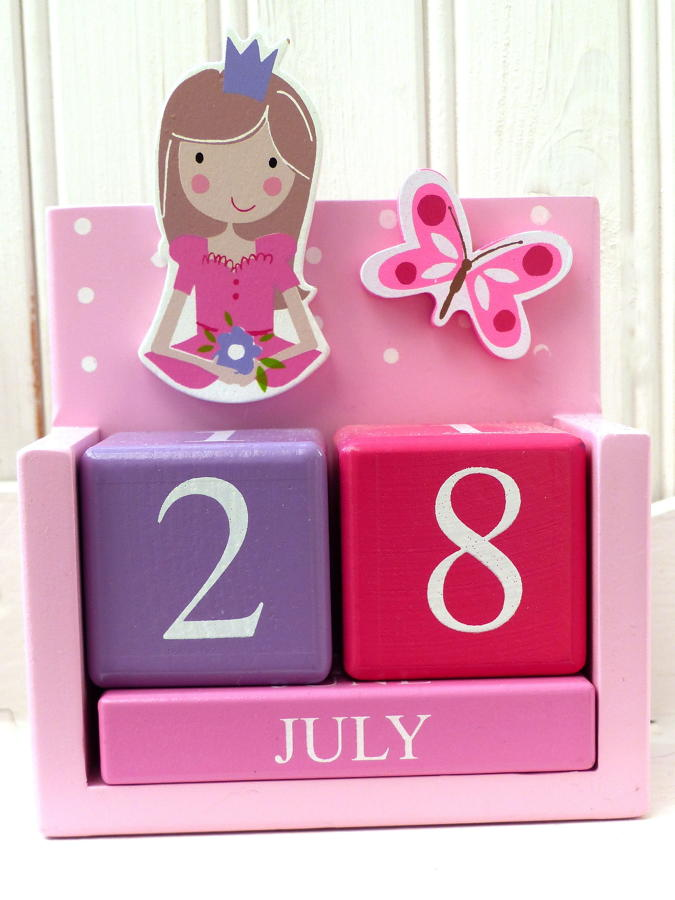 Little Princess Calendar