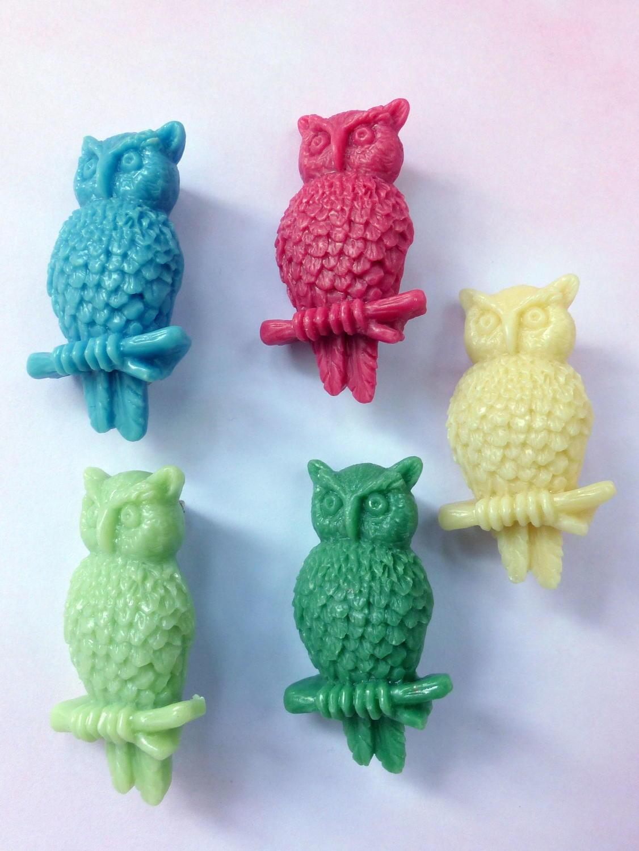 Gladys Owl Brooch