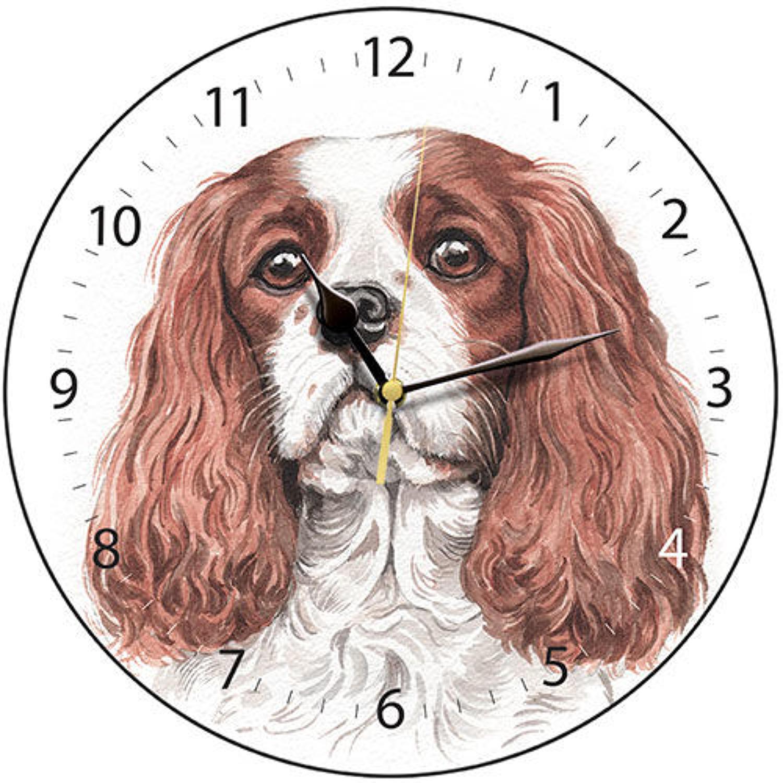 Cavalier King Charles Spaniel Clock