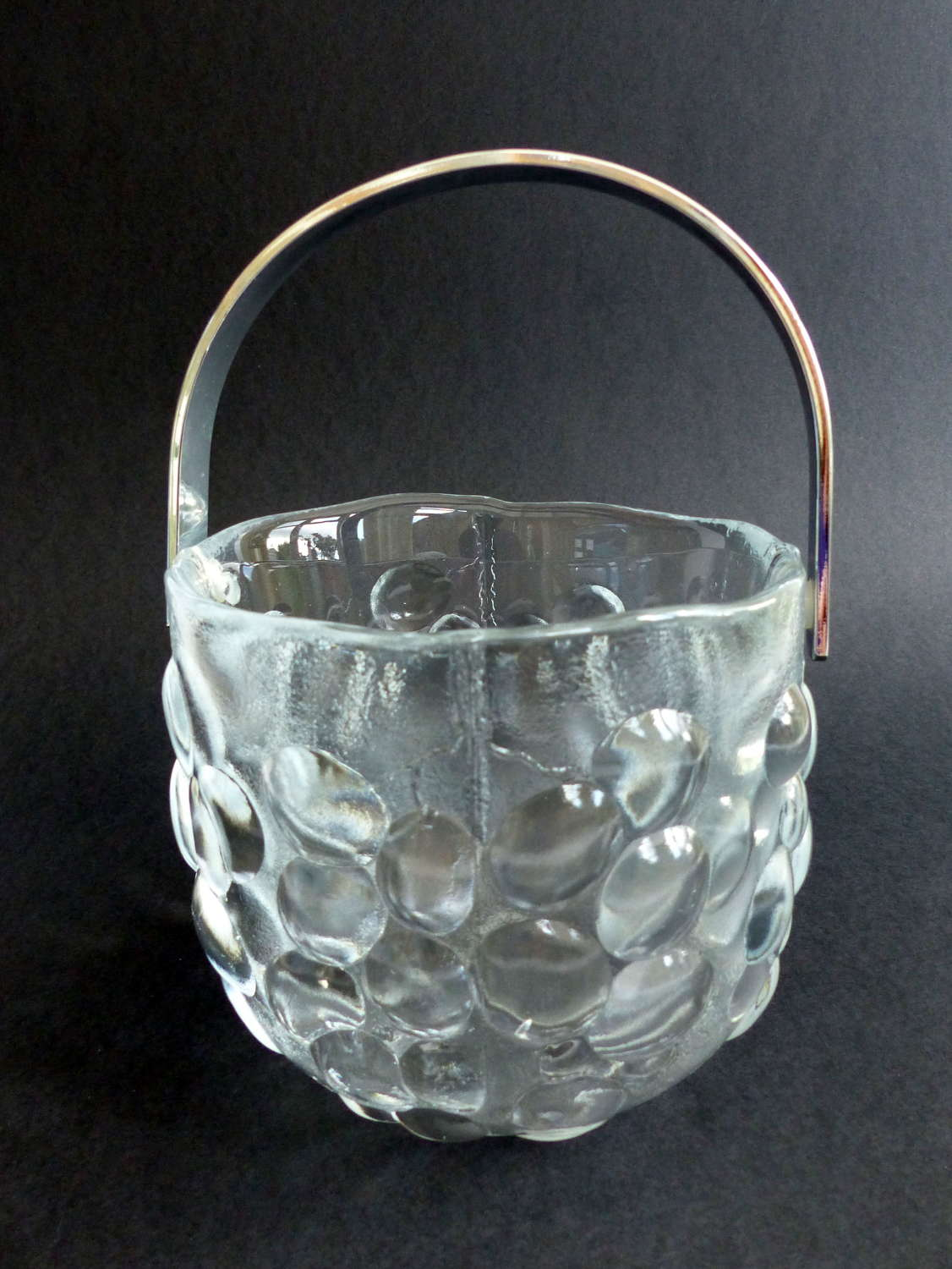 Ice Bucket by Ann and Goran Warff for Kosta